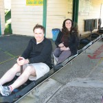 Tobogganing Fun at Coffs Big Banana