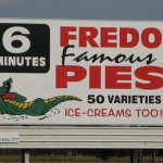 Tasty, Award Winning Fredos Pies, Frederickton