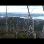 Sphinx Rock, Mt Wellington, Gorgeous Views & Black Currawong Birds