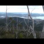 Sphinx Rock, Mt Wellington, Gorgeous Views & Black Currawong Birds